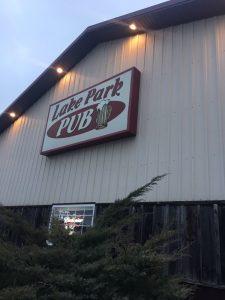 lake park pub